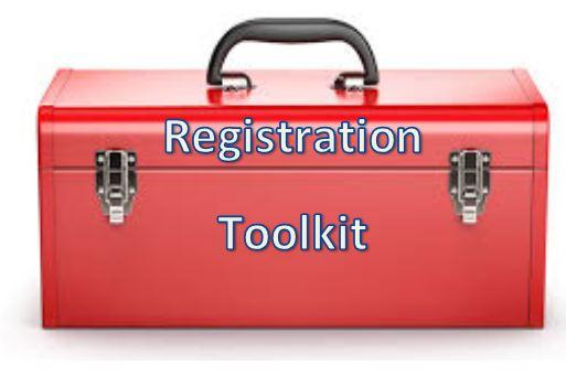 Registration Toolkit